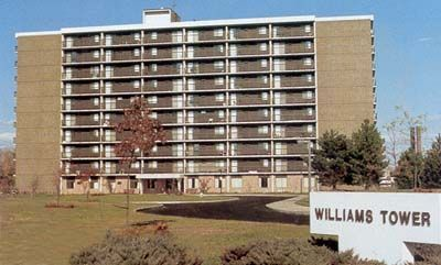 Williams Tower Senior Affordable Apartments