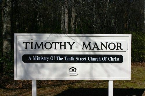Timothy Manor Affordable Senior Apartments