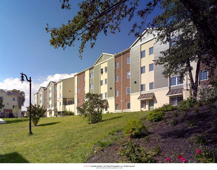 Clayton Court Affordable Apartments - Section 8