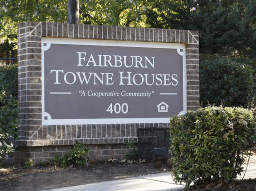 Fairburn Towne  Affordable Houses