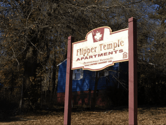 Flipper Temple  Affordable Apartments