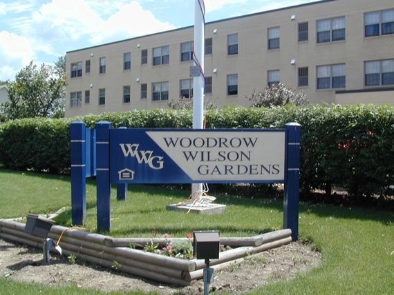 Woodrow Wilson Gardens