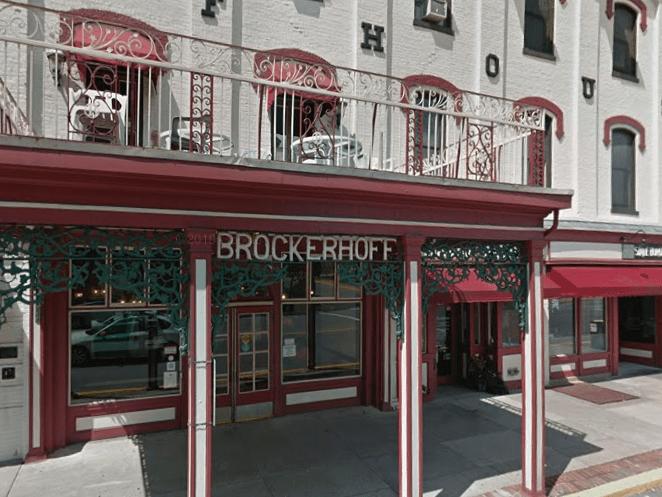 Brockerhoff House