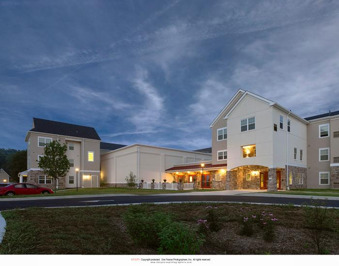 Hopewell Manor Senior Affordable Apartments